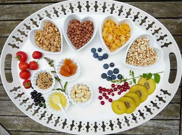 Low Fat Diet Food List