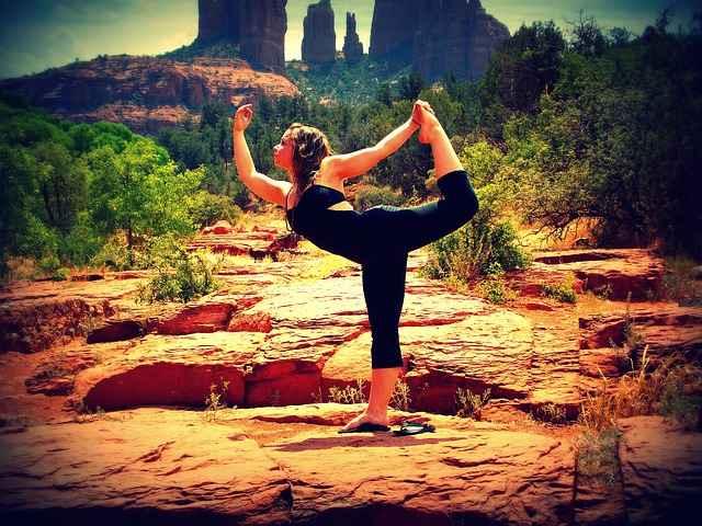 yoga to become slim fast