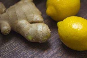 Lemon And Ginger Fat Burning