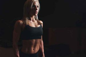 Get Six Pack Abs Woman